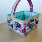 Newsworthy Paper Basket