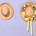 The Mad Hatter Straw Hat