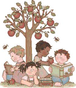 kids-reading-under-tree